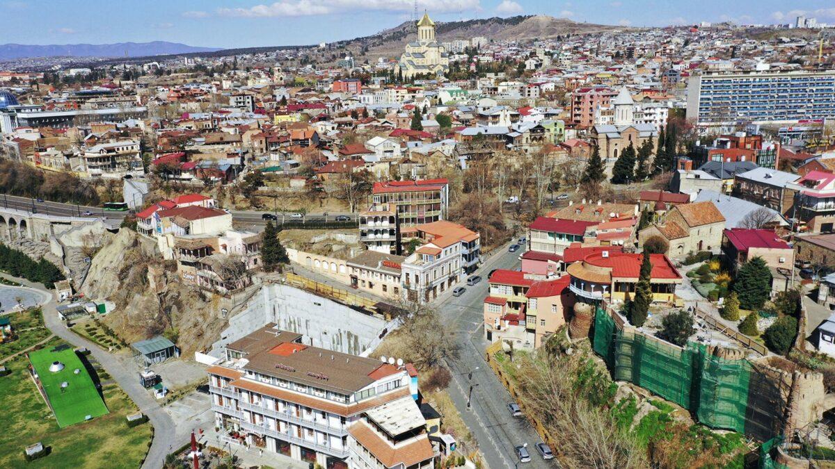 Как доказать Substance в Грузии чтобы работать с грузинскими банками