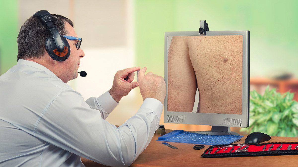 konsultacja dermatologiczna online