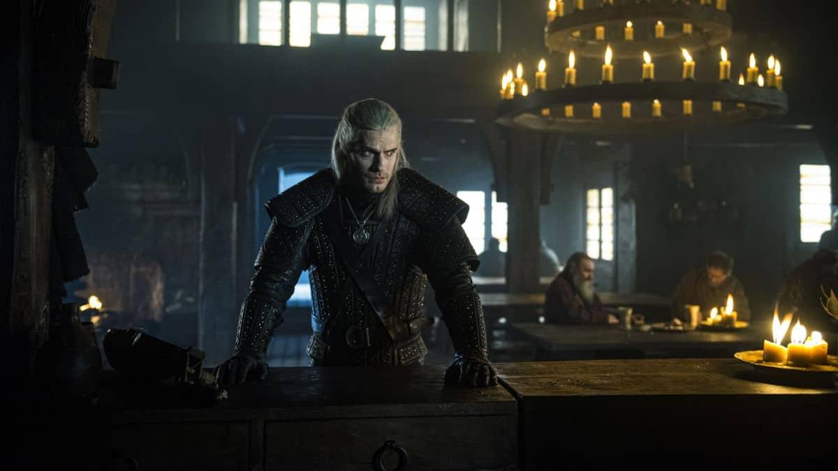 segunda temporada Witcher