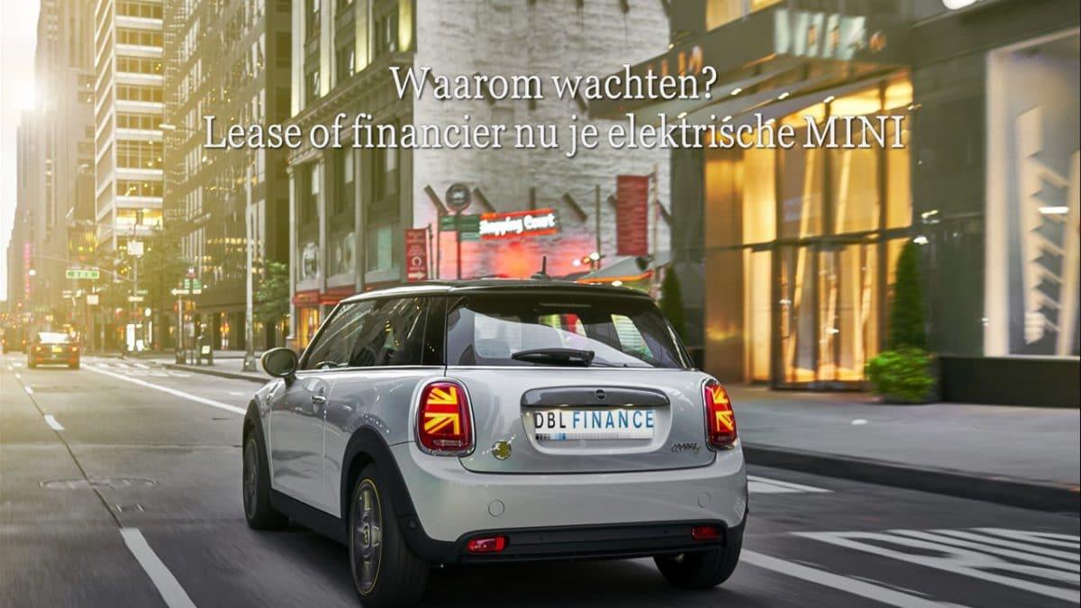 elektrische Mini leasen