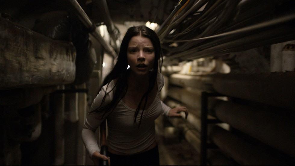 Anya Taylor en fuite dans Split de M. Night Shyamalan