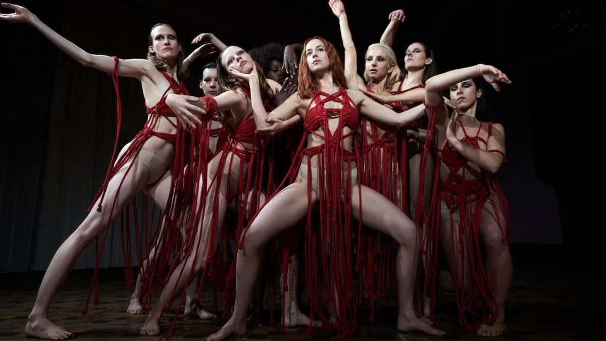 Les sorcières dans Suspiria de Luca Guadagnino