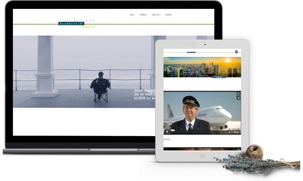 Laptop Ipad Website