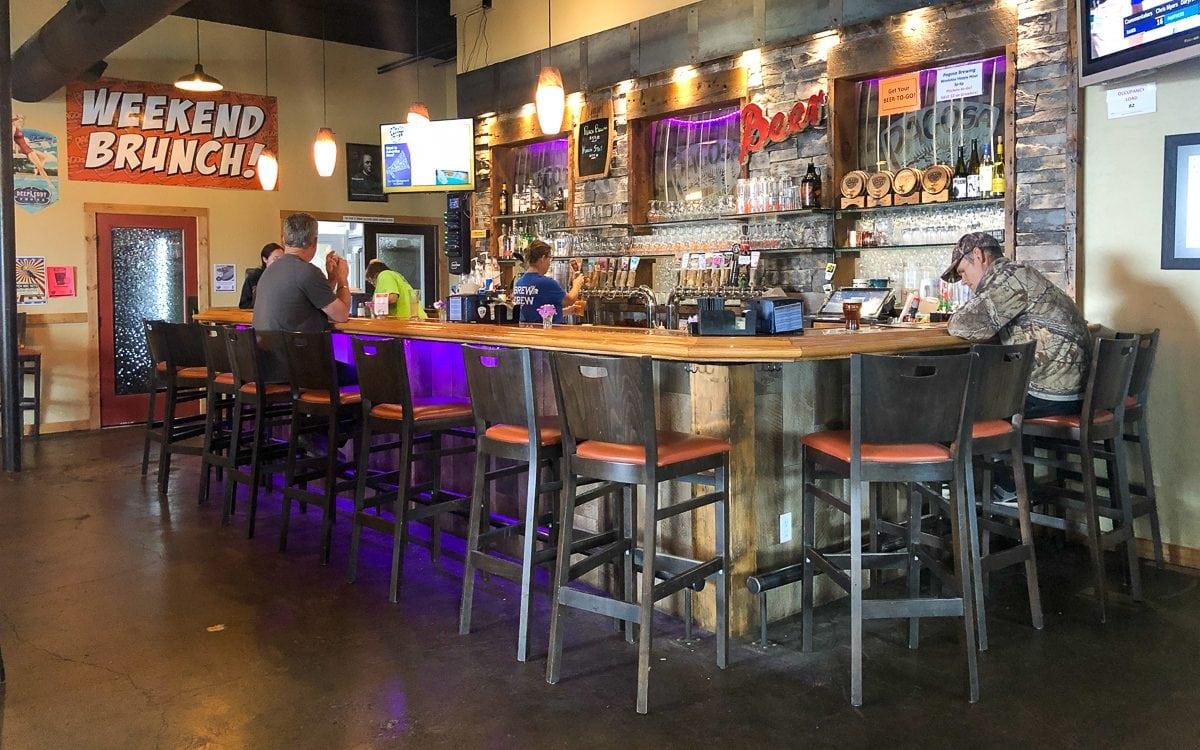 Pagosa Brewing Company & Grill, Pagosa Springs, Colorado