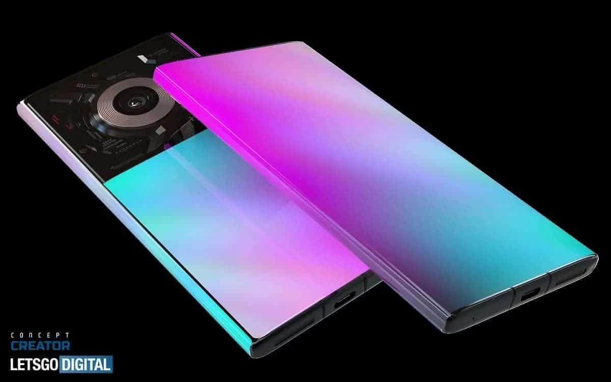 Xiaomi smartphone carrega