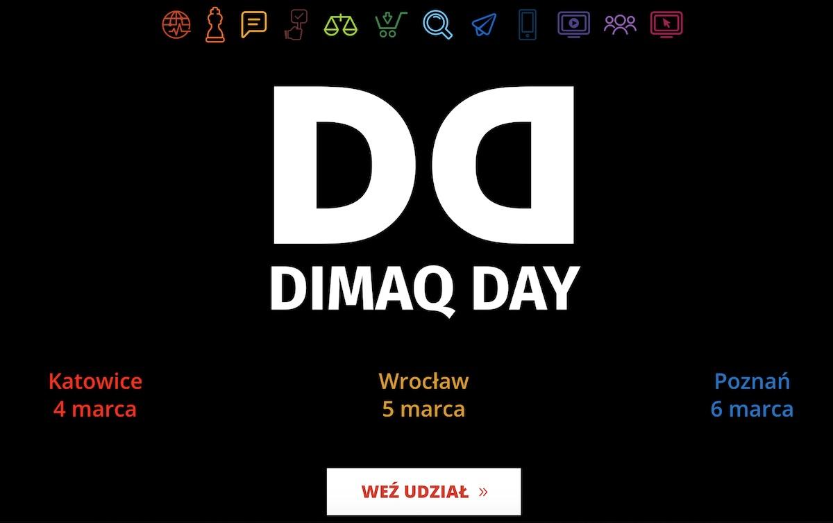 Konferencja DIMAQ Day