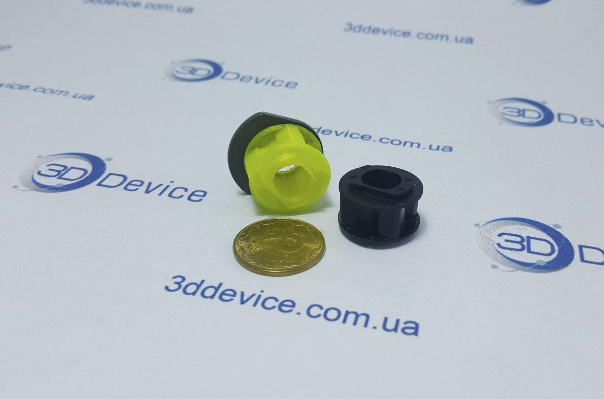 3D печать пластиковых шестерней из Co-PET пластика