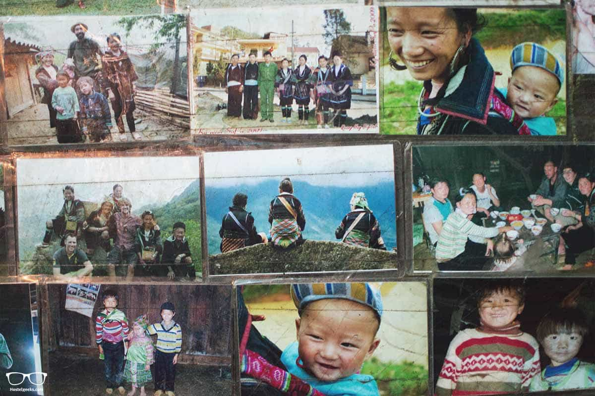 Sa Pa in Vietnam - Visiting Hau Thao Village in a different world