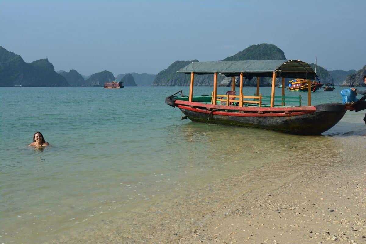 Visit the Monkey Island