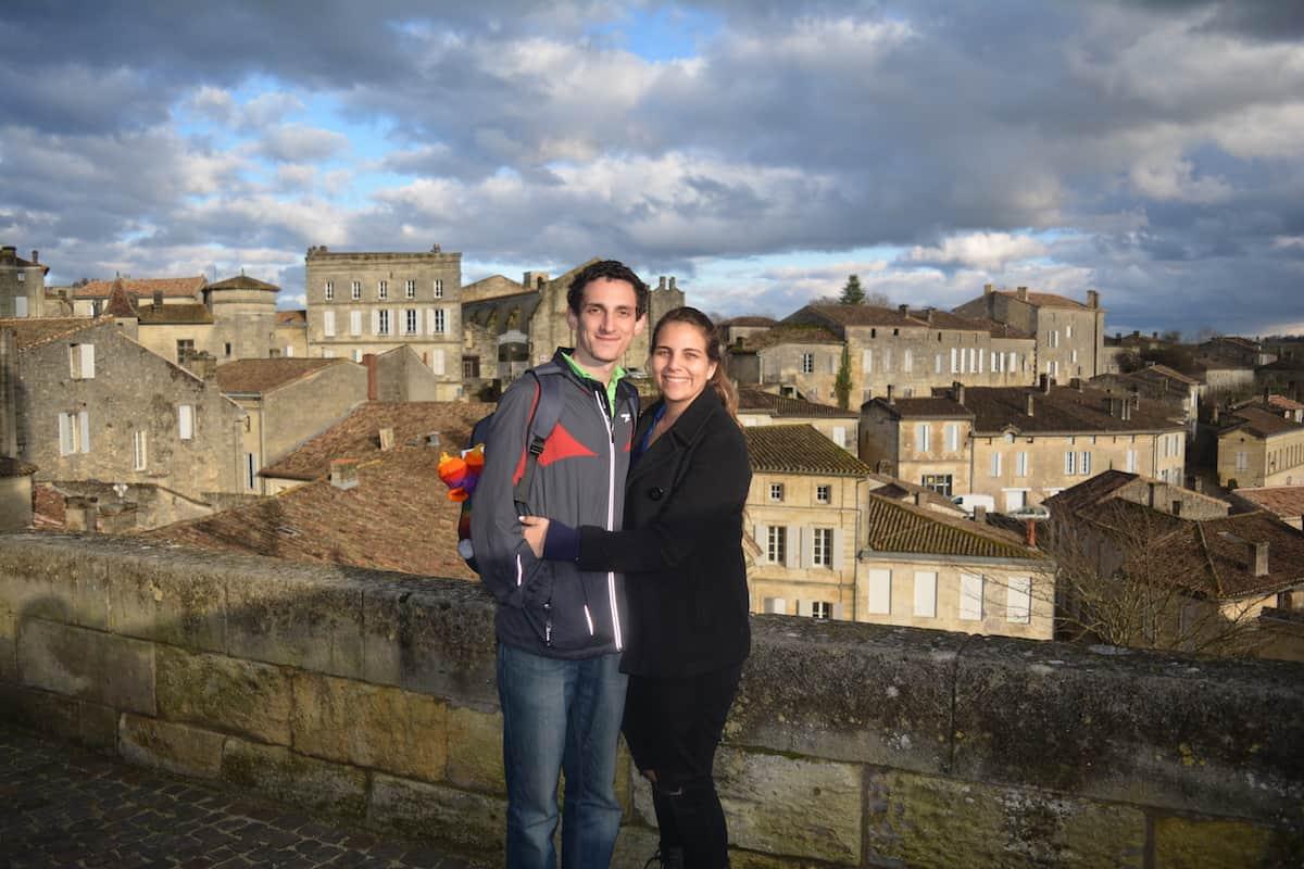 Tour por St. Emilion en pareja