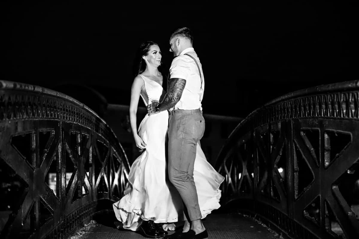 Bride & Groom Manchester