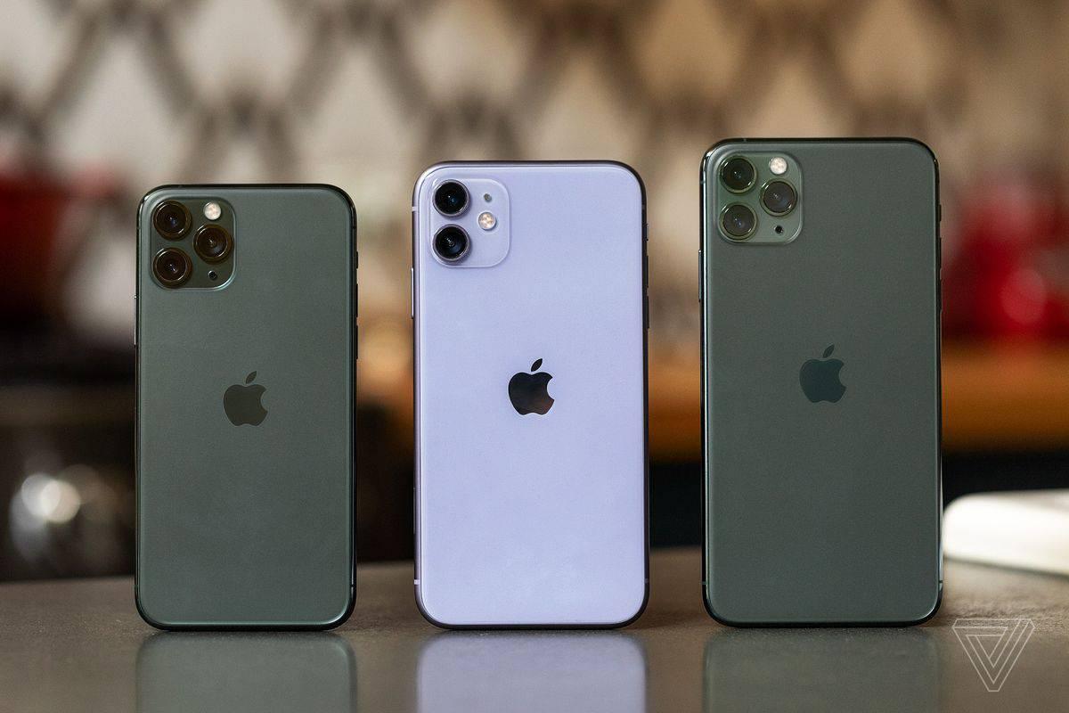 iPhone 11 desafio