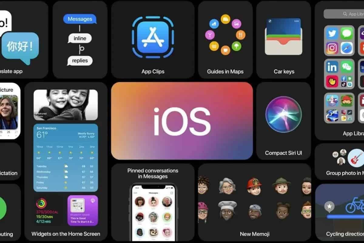 Apple iPhone tem