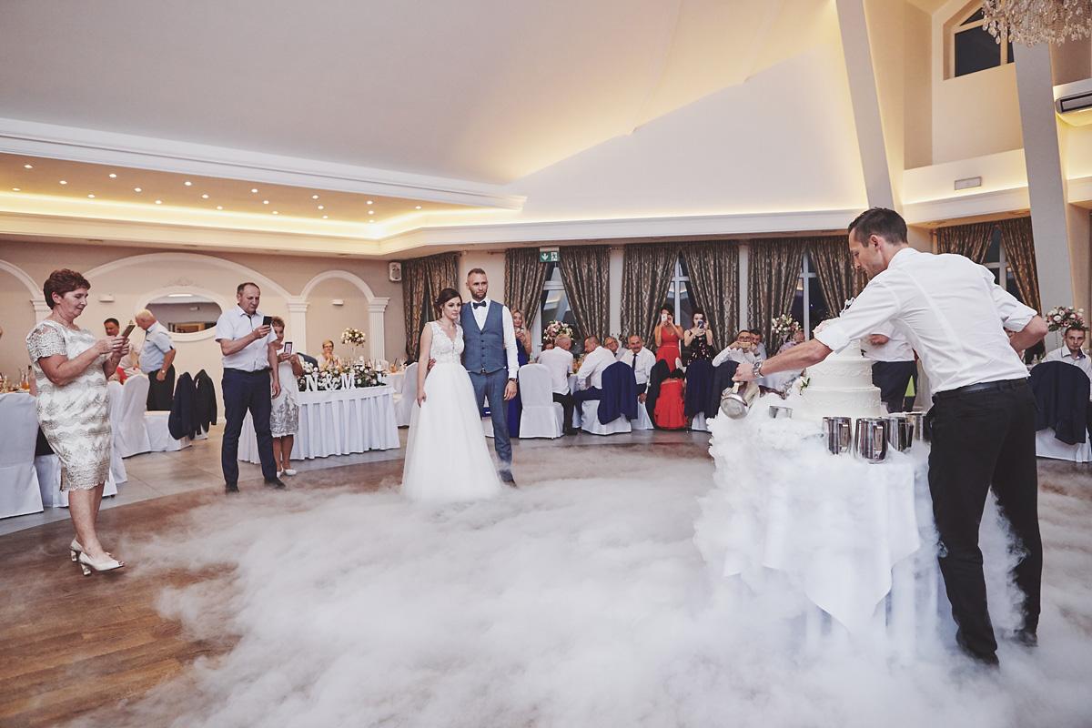 Skrót z reportażu ślubnego w Dworku Broniszówka 101