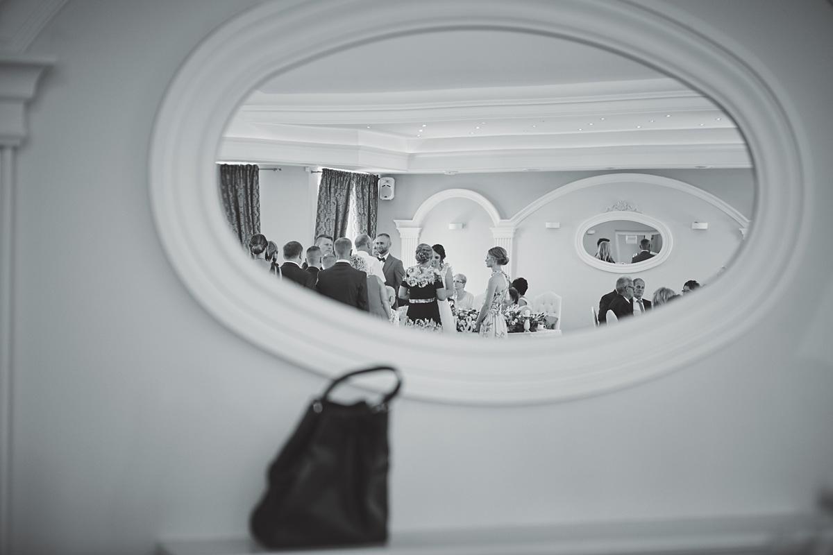 Skrót z reportażu ślubnego w Dworku Broniszówka 77