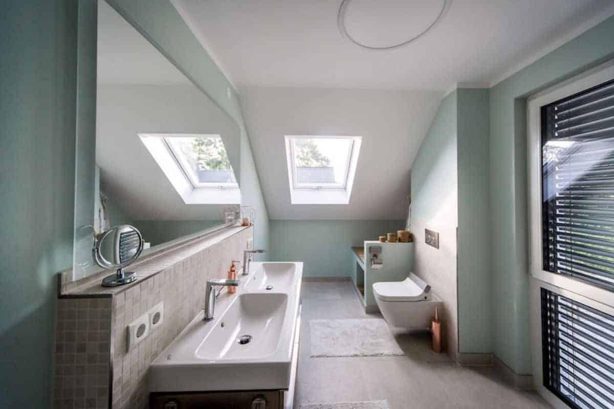 Moderne Wohnräume richtig lüften