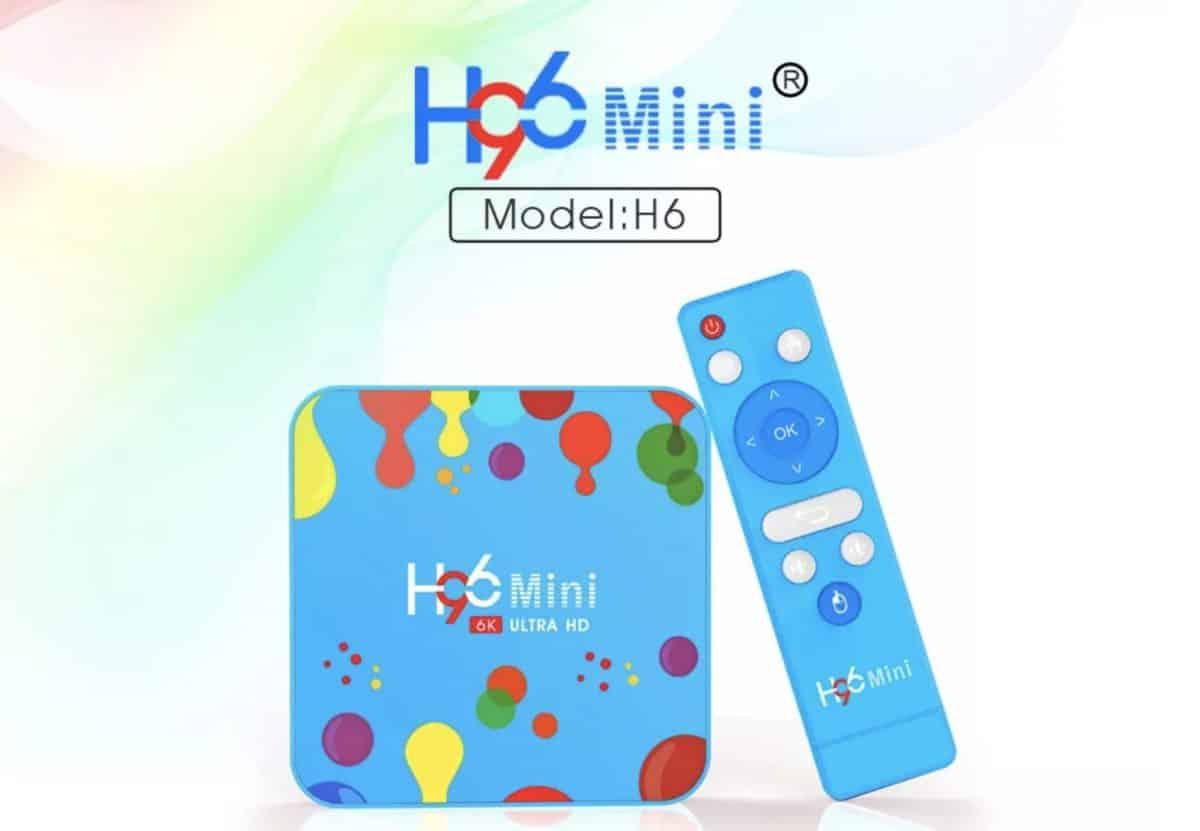 h96 mini