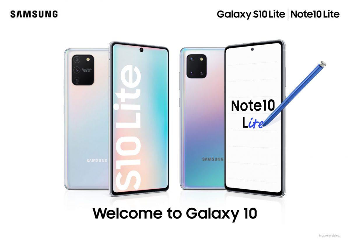 Note 10 Lite vs