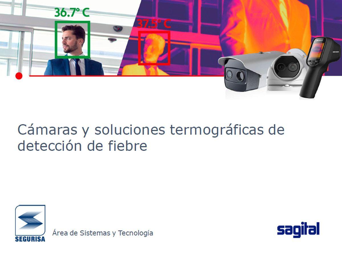 Soluciones y servicios integrales para la detección de temperatura, control de aforo, limpiezas especiales y acondicionamiento de espacios de trabajo