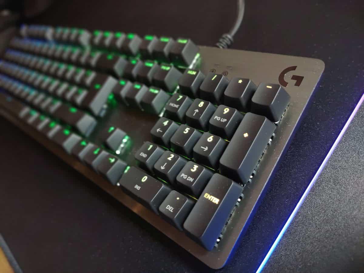Logitech G513 GX Blue