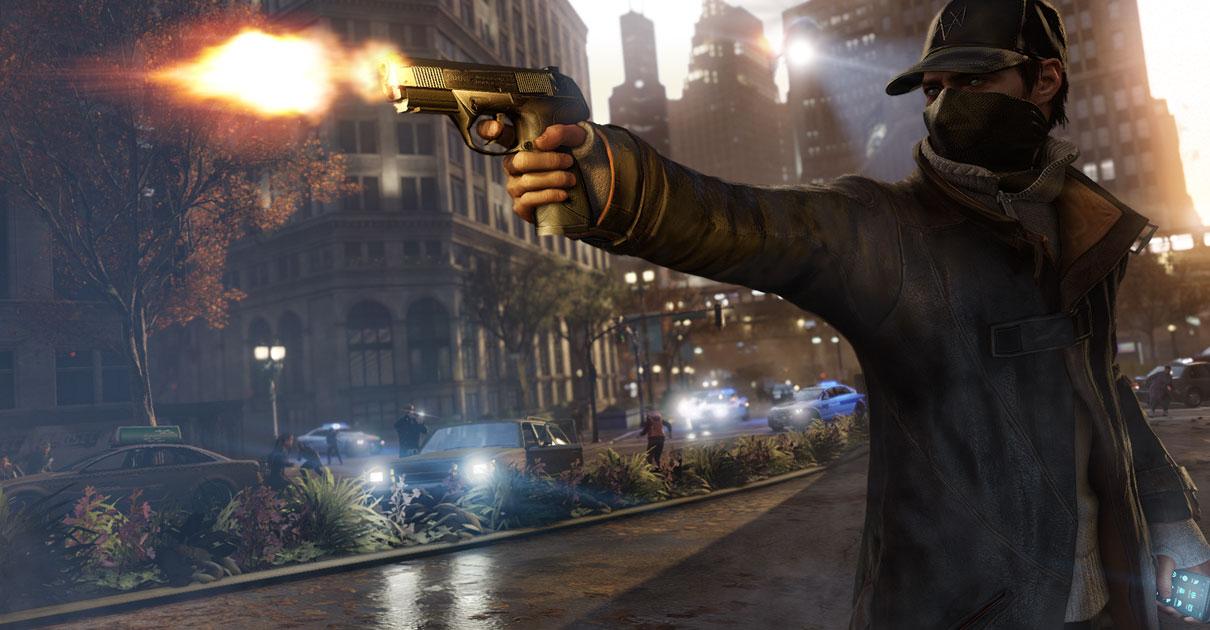 Watch Dogs (Bild: Ubisoft Entertainment