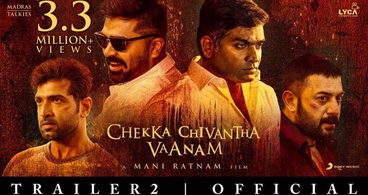 Chekka Chivantha Vaanam Box Office Collection Day 5