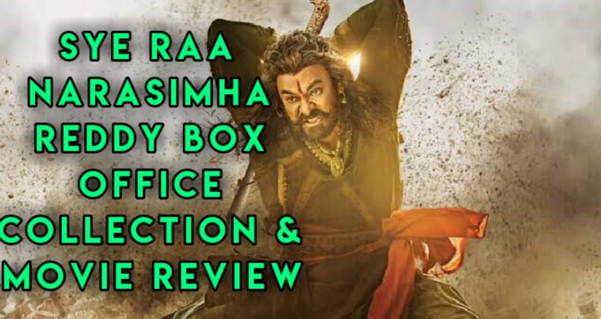 Sye Raa Narasimha Reddy Box Office Collection Day 2
