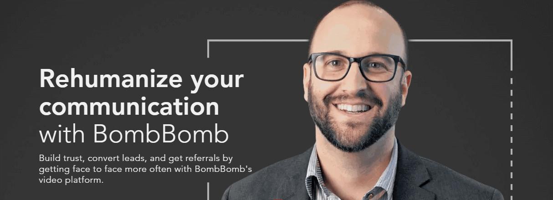 BombBomb Email Marketing Tool