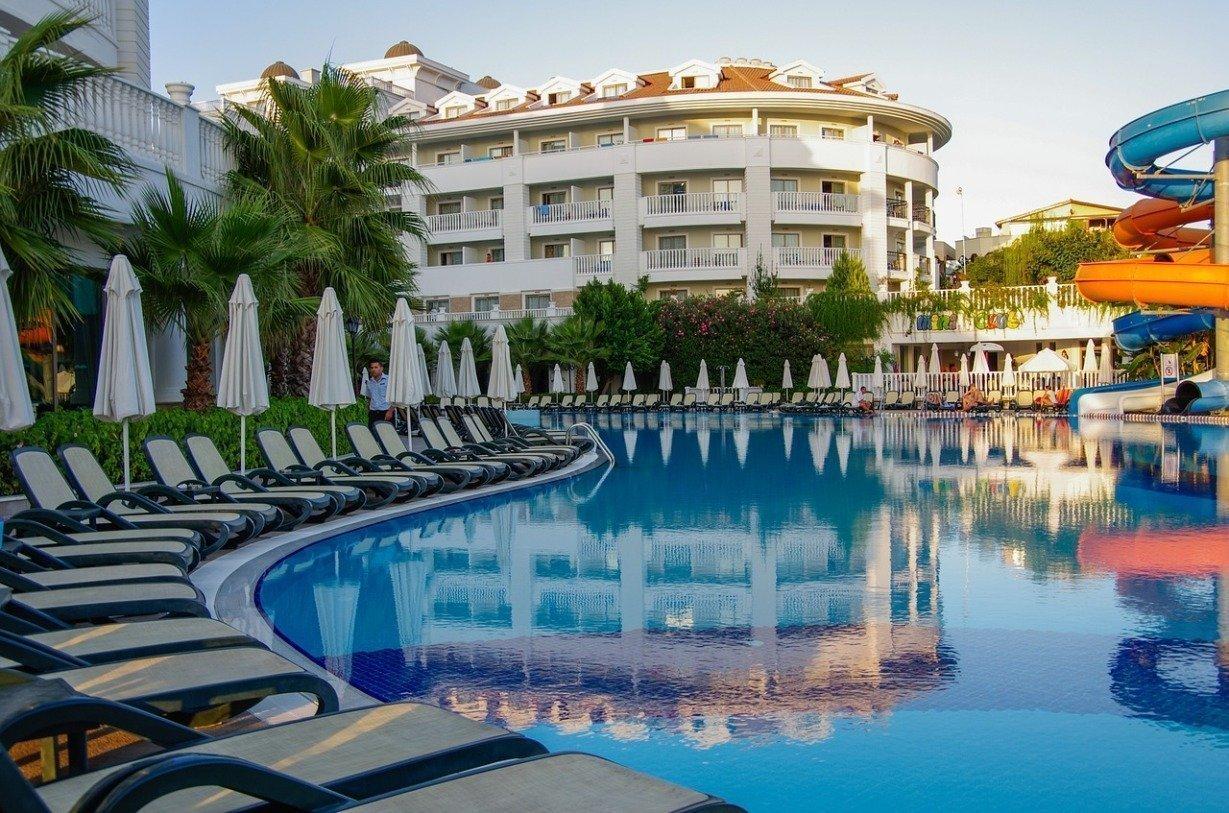 Review Hotel di Turki