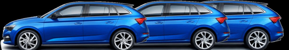 Skoda Scala 2019 Autohaus Bauer Bruck an der Leitha Probe fahren