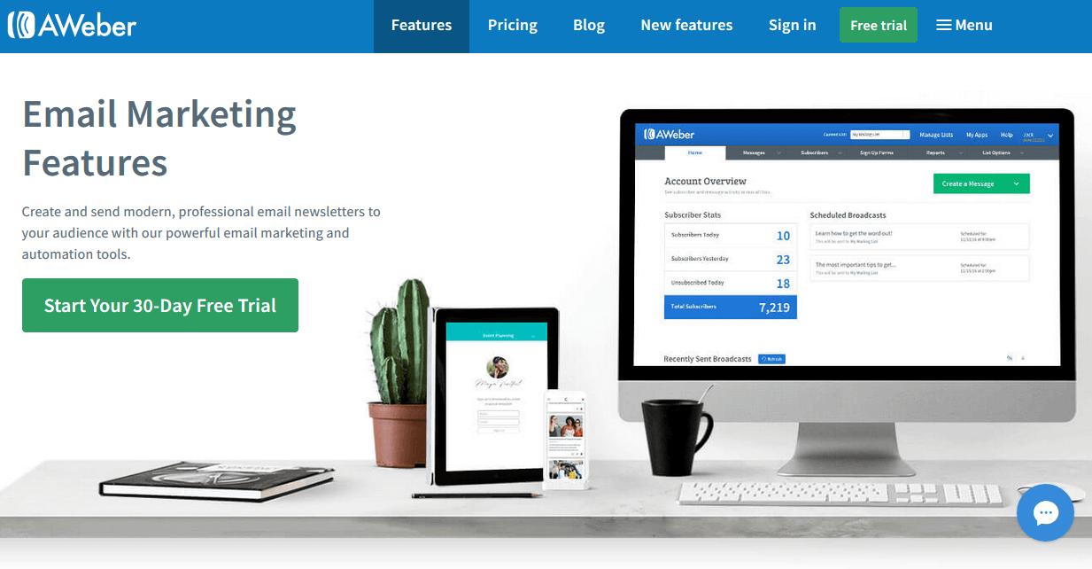 AWebar SendPulse Email Marketing Automation