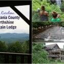 North Carolina: Transylvania County and Earthshine Mountain Lodge