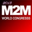 M2M World Congress 2013