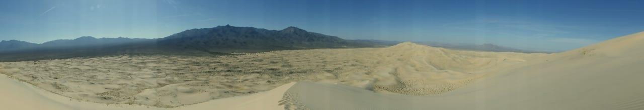 Kelso Dunes Mojeve USA