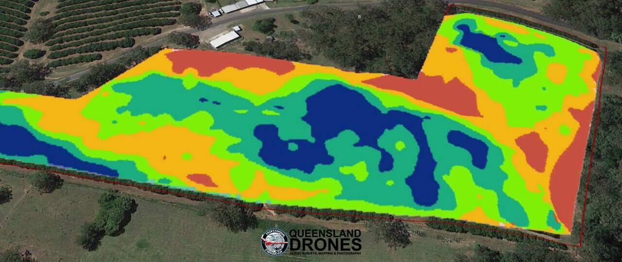 EM soil mapping zones