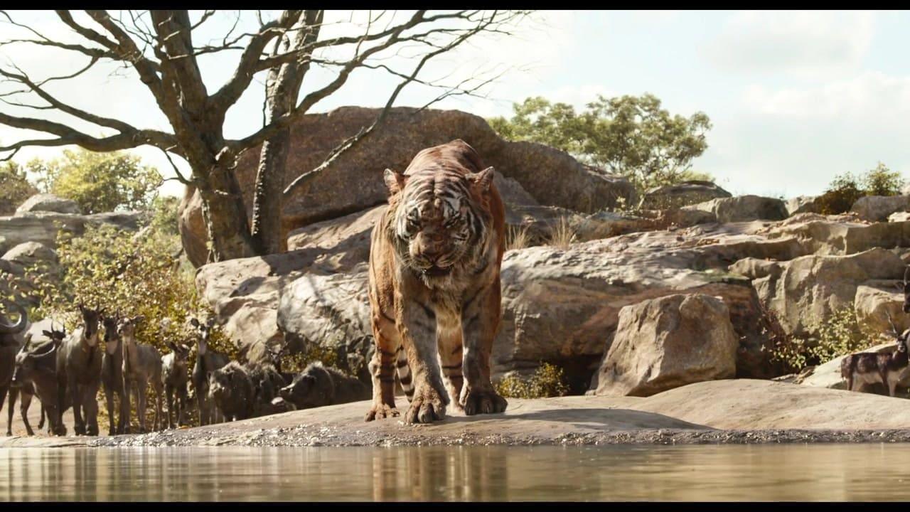 Shere Khan, The Jungle Book