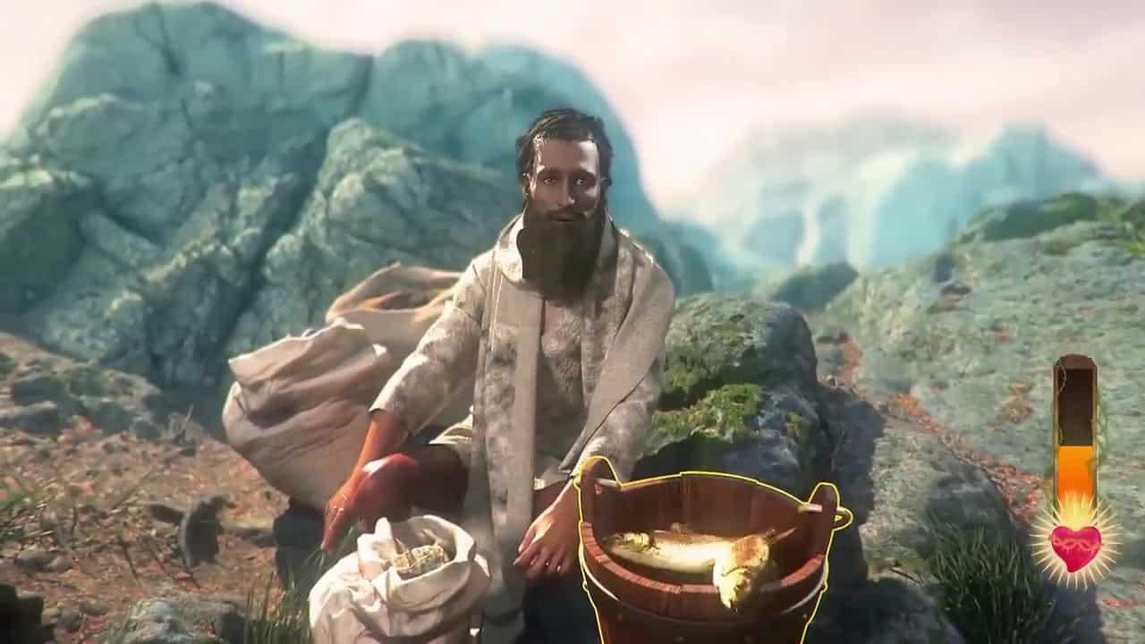 Jesus Christ simulator game
