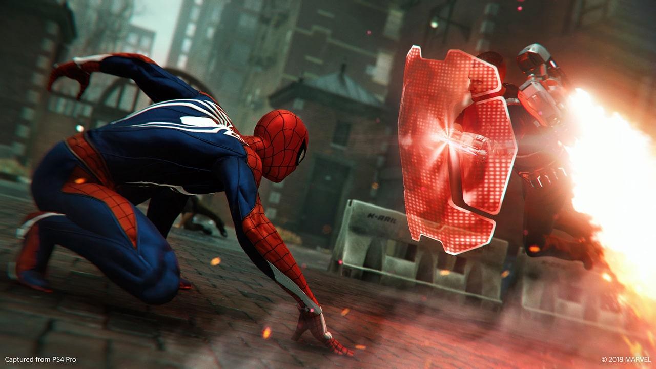 Spider Man Turf Wars Hammerhead