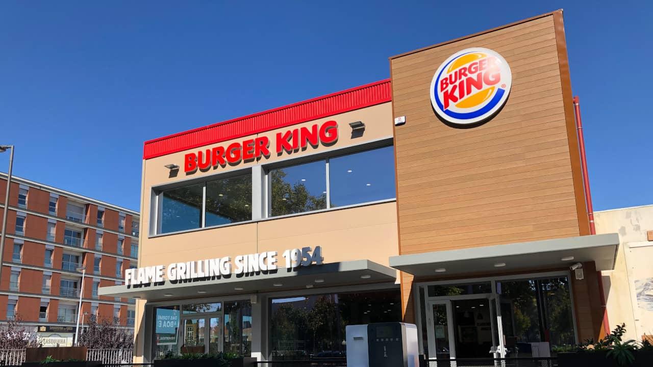 Burger King Porto