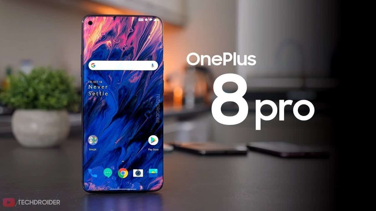 OnePlus 8 Pro -