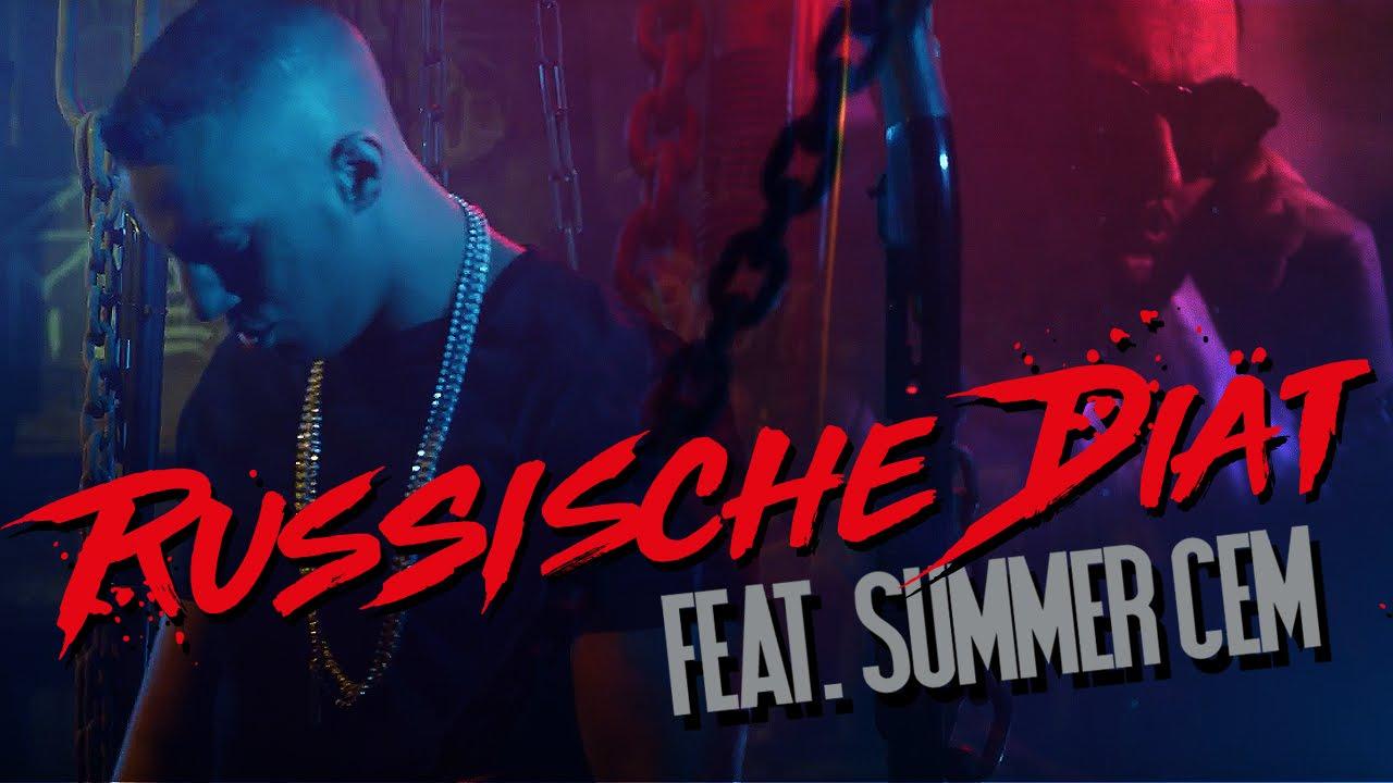 Farid Bang feat. Summer Cem - Russische Diät