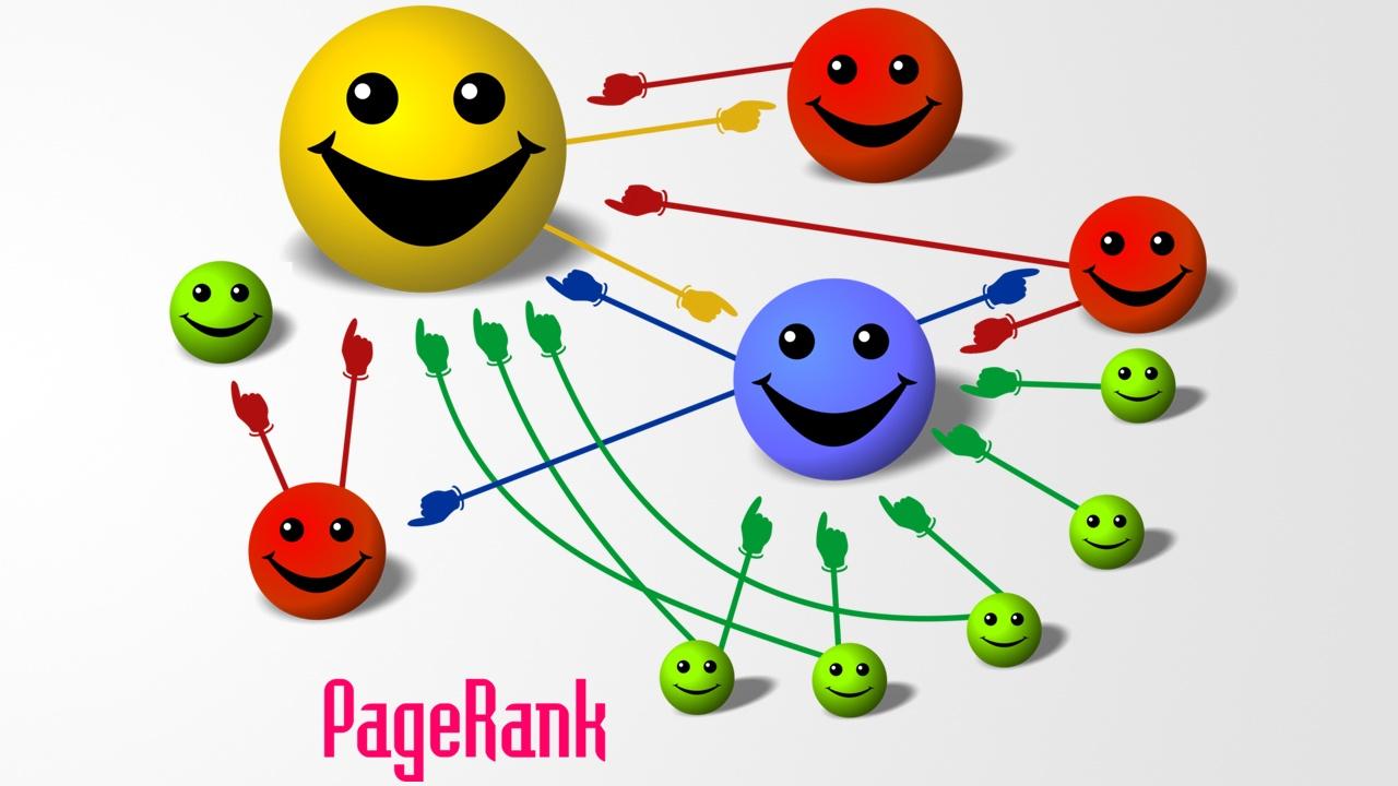 Google algoritmo pagerank