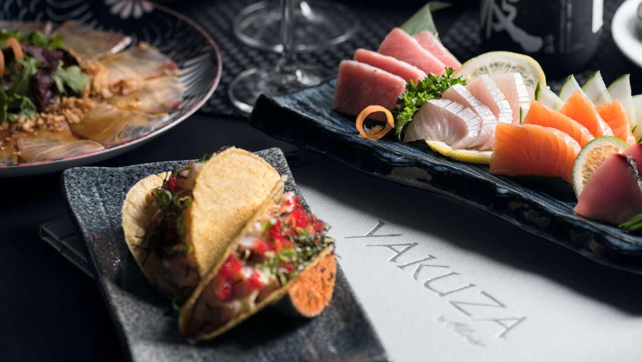 Yakuza - melhor restaurante de sushi do Algarve