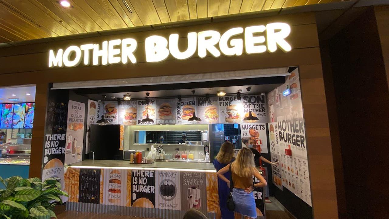 da Mother Burger