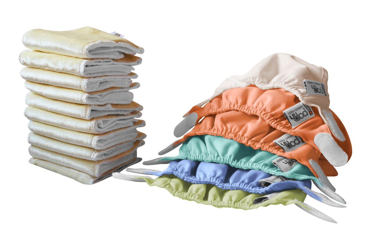 pack couches lavables Nouveau Né