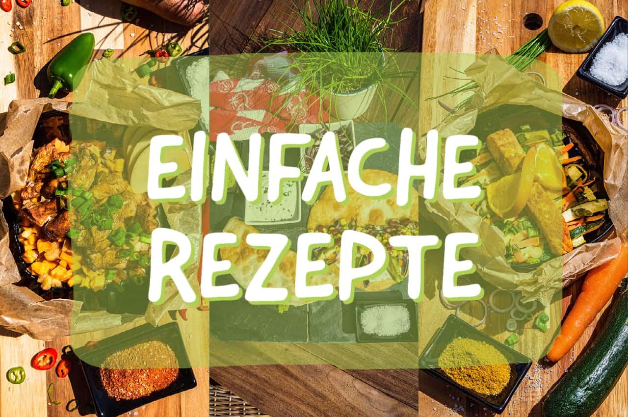 Einfache Rezepte mit der DirektNatur Kochbox