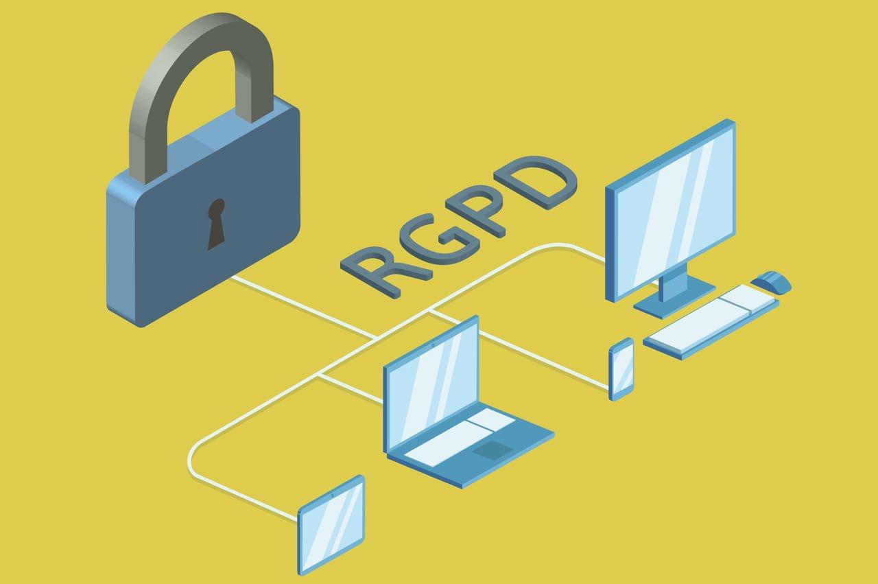 référencement RGPD site web