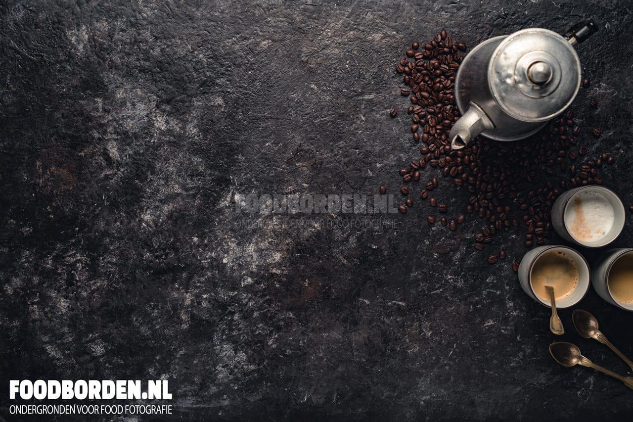 graniet backdrop zwart antraciet fotografie