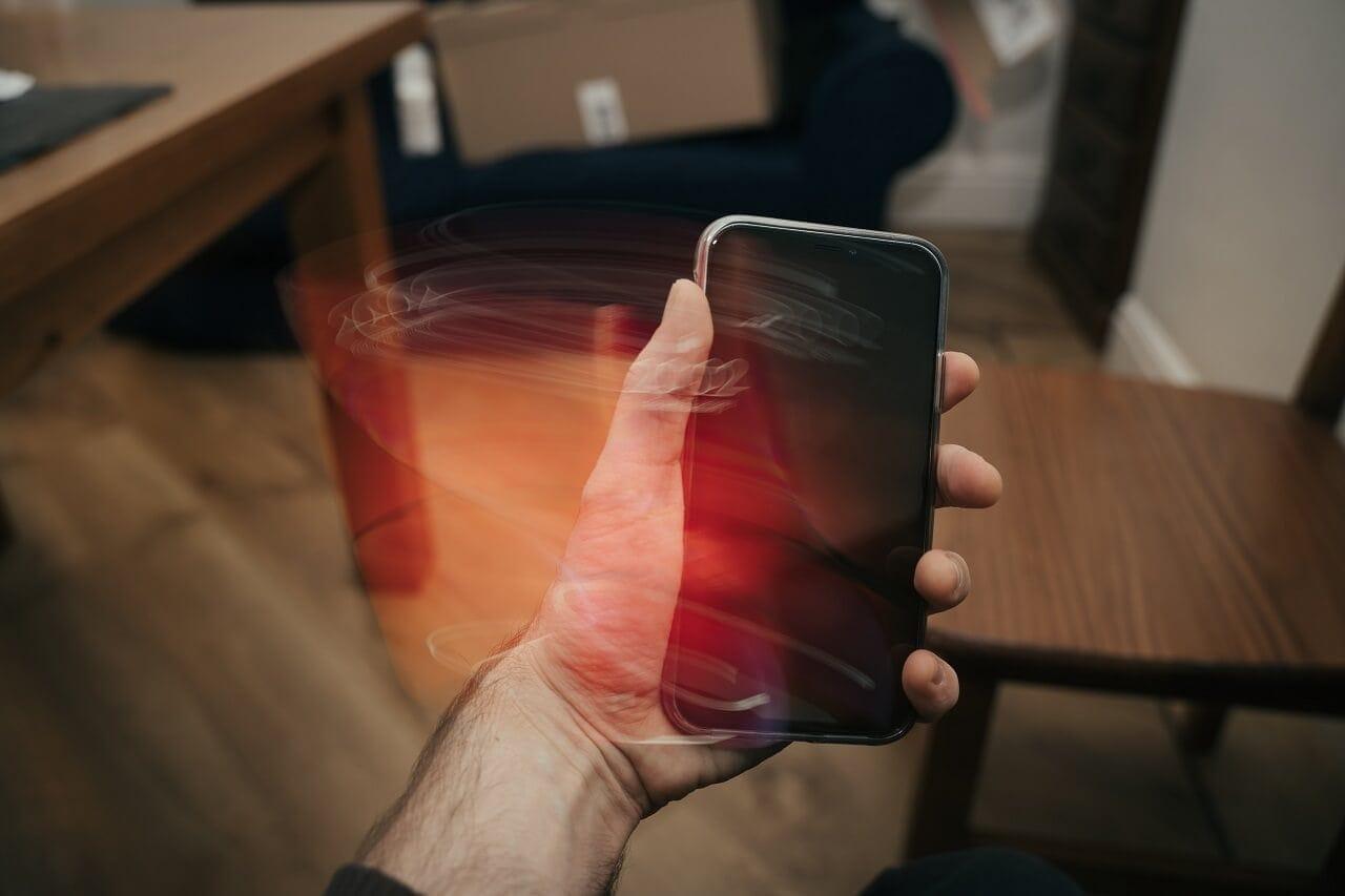 stan baterii iPhone