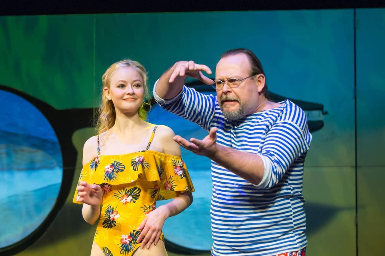 театр Луны «Не бойся жизни, Коля!» : премьерный спектакль «Солнышко моё» в Театре Луны 2a0ki BQ6FQ